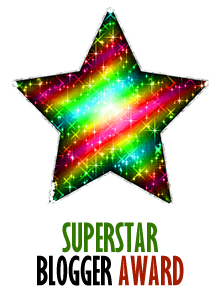 superstar blogger award,