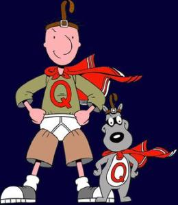 doug, cartoon, quailman