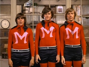#1 - Monkeemen!, from The Monkees