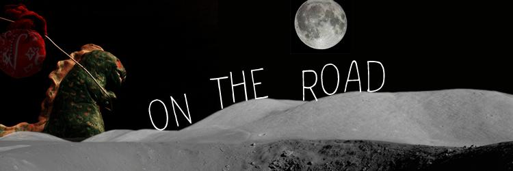 on the road, rarasaur, guest blogging, guest post, guest blog