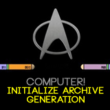archive, rarasaur, archive post, random post, wordpress, star trek