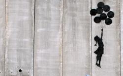 Balloon Girl, by Banksy