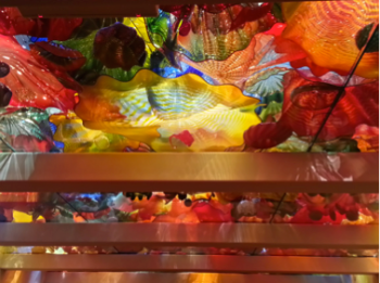 Persian Ceiling by Dale Chihuly