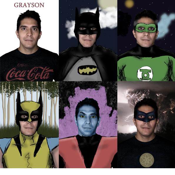 Grayson at GraysonQueen.com