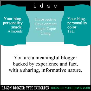 Blog Type IDSC