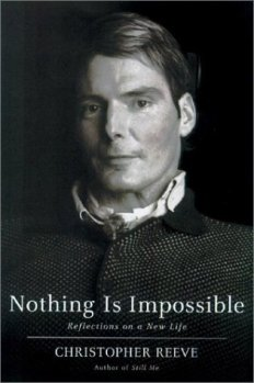 The Christopher Reeve foundation is always looking for supporters and donations. We'll solve it all one day.  Nothing is impossible.