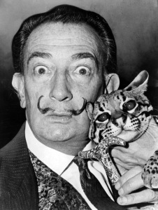 It is good taste, and good taste alone, that possesses the power to sterilize and is always the first handicap to any creative functioning. - Salvador Dali #IAmUnsterilized