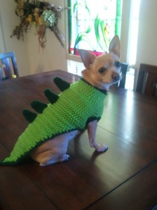 Oh come on. It's a chihuahuasaur. How is this not the most adorable thing ever?