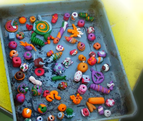 To make wondrous beads!