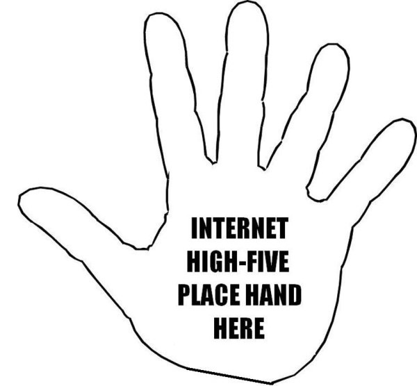 internet-high-five