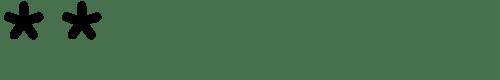 writtentype-starstar
